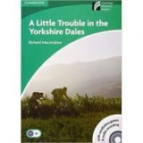 A Little Trouble in the Yorkshire Dales - Richard MacAndrew, Level 3 (Books and CD)