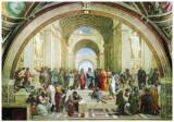 Puzzle Eurographics - Raphael: Die Schule von Athen 1.000 piese (42505)
