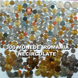 LICITATIE 300 MONEDE ROMANESTI NECIRCULATE - inclusiv PROBA si MONEDE ARGINT !!!