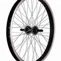 Roata bicicleta Cerurim Fata BMX OTHIN 20 inch 406X25