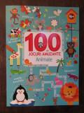 100 de jocuri amuzante - Animale, 2019