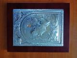 Icoana argintata sf. dumitru