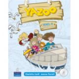 Yazoo Global Level 4 Activity Book and CD ROM Pack - Jeanne Perrett