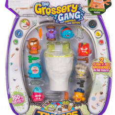 Set figurine Grossery Gang, Time Wars, S5, Large