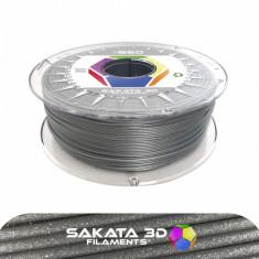 Filament PLA INGEO Sakata 3D 850 1,75 mm 1kg - Argintiu Sclipitor