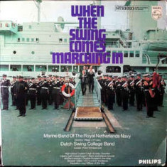 When the Swing comes Marching In   ( vinil )