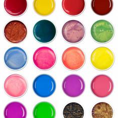 Gel color Calsa - Set Summer Colors