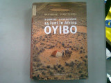 OYIBO. 2 OAMENI, O MOTOCICLETA, 14 LUNI IN AFRICA - ANA HOGAS, Humanitas