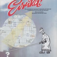 Revista de Fizica Evrika! nr. 1, ed. Evrika!, Braila, 2002