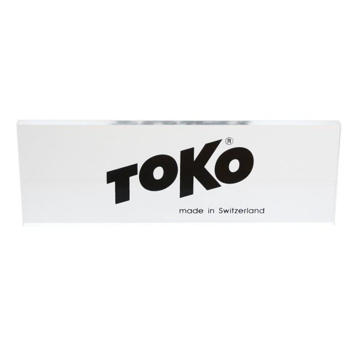 Toko Ticling / Racleta / Plexi Blade / Scraper 5mm 5543815 Snowboard ski