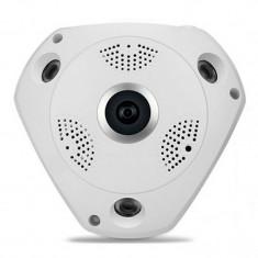 Camera de supraveghere VR 3D panoramic, suport SD card