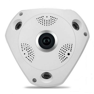 Camera de supraveghere VR 3D panoramic, suport SD card foto