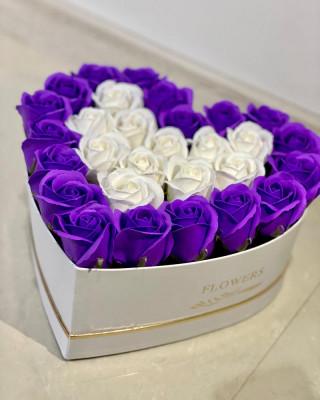 Trandafiri Sapun foto