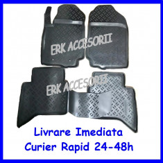 Set Covorase Cauciuc moale tip Tavita FORD RANGER T6 2011-> AL-111116-14