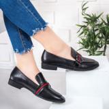 Pantofi dama casual negri Harifia