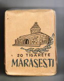 Pachet tigari de colectie Romania Marasesti plin epoca comunista sigilat