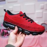 Pantofi sport Larami rosii -rl