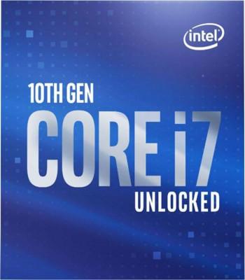 Procesor Intel Core i7-10700K 3.8GHz Box foto