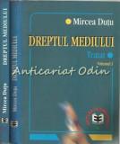 Cumpara ieftin Dreptul Mediului I, II - Mircea Dutu
