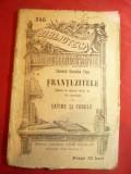 Clucerul Costache Foca - Frantuzitele si Satire si Fabule -BPT 240 Libr.Leon Alc