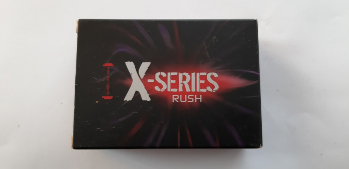 Apa de toaleta X-SERIES Rush 50 ml. - AVON