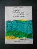 H. FREIFELD - INTREBARI SI RASPUNSURI PENTRU CALIFICAREA SOFERILOR