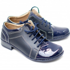Pantofi dama casual din piele naturala - Made in Romania, 35 - 40