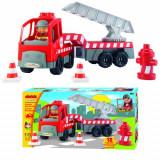 Set constructii camion pompieri 3213 Ecoiffier