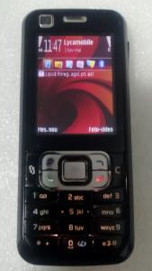 Telefon 3G Digi - Nokia 6120c-1 (cu baterie si incarcator)