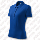 Tricou polo Cotton Heavy, de damă