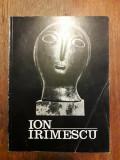 Ion Irimescu - Sculptura si grafica 1973 / R7P5, Alta editura