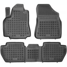 Covorase presuri cauciuc Premium stil tavita Citroen Berlingo II 2008-2018