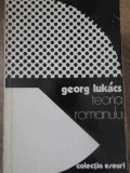TEORIA ROMANULUI - GEORG LUKACS