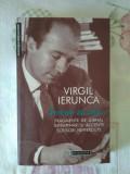 Trecut-au anii - Virgil Ierunca