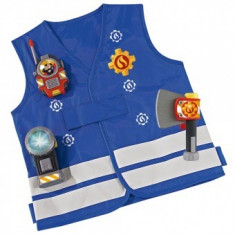 Costum pompieri Copii Simba Fireman Sam