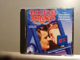 Doctor Zhivago - Original Soundtrack (1990/CBS/USA) - CD ORIGINAL/stare : Nou