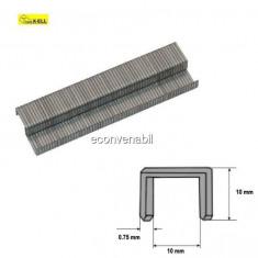Capse Pentru Lemn si Tapiserie 1000 buc TBuild XELL 10mm