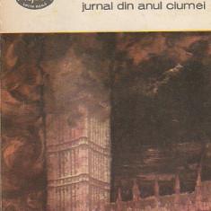 DANIEL DEFOE - JURNAL DIN ANUL CIUMEI ( BPT 1050 )