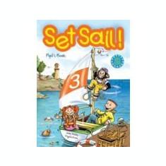 Set Sail 3, Curs pentru limba engleza, Manualul elevului clasa III-a