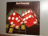 Bad Company – Straight Shooter (1975/Island/RFG) - Vinil/Vinyl/Impecabil (NM)