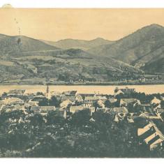 4837 - ORSOVA, Panorama, Romania - old postcard, CENSOR - used - 1911