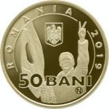 50 bani 2019 PROOF 30 de ani de la Revolutia Romana din Decembrie 1989