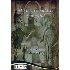 Misterul evadarii gnomului - Bogdan Catalin MEREUTA