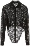 Cumpara ieftin Camasa dama DOLCE & GABBANA, Dolce & gabbana lace shirt F5N04T HLMCK N0000 Negru, 42