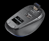 Mouse fara fir trust yvi wireless mouse - blue specifications