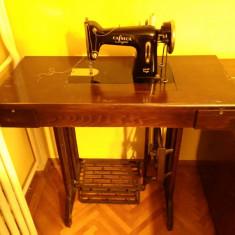 Mașină de cusut cu pedală casnica super de la U M C Cugir