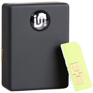 Microfon Spion Mini iUni SpyMic N10, GSM, Activare Vocala, Ascultare in Timp Real