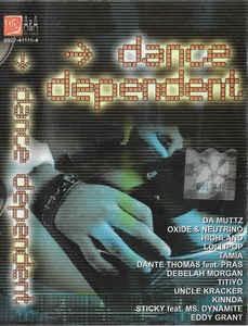 Caseta Dance Dependent, originala foto