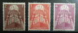 Luxembourg 1957 Europa CEPT MLH AC.346