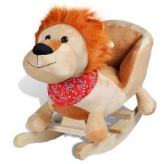 Balansoar în formă de animal, leu